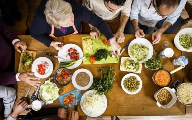 Syrisches-Essen